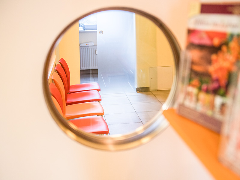 Hausarztpraxis Nentwig Wartebereich